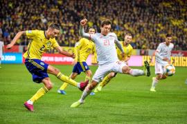 Suecia-España