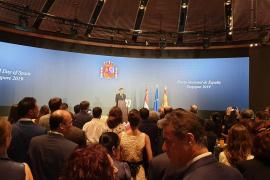 Ibiza se promociona junto al resto de Ciudades Patrimonio en la feria ITB Asia 2019