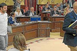 Més deja el pleno como protesta por la sentencia del 'procés'