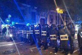 El Gobierno promete garantizar la seguridad en Cataluña ante la violencia