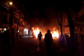 Las protestas de este martes en Cataluña dejan 72 agentes heridos y 51 detenidos