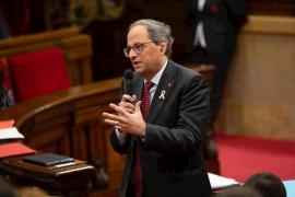 El Constitucional advierte a Torra de que desobedecer sus resoluciones tiene consecuencias penales