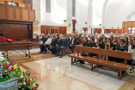 Emotivo adiós a Ernesto Ramón Fajarnés, «fundador del turismo en la isla de Ibiza»