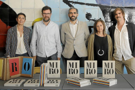 Nueva guía de la Fundació Miró