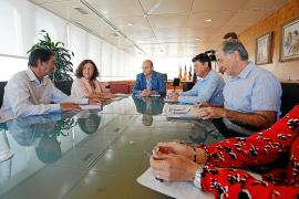 Consell y Govern cooperan para que el campo ayude a diversificar la economía