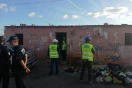 El Ajuntament de Palma ha derribado una vivienda del poblado de Son Banya