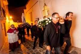 Las reliquias de Santa Bernadette están en Ibiza