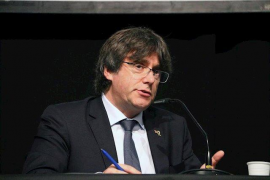 Puigdemont «se opone» a su entrega a España en respuesta a la euroorden