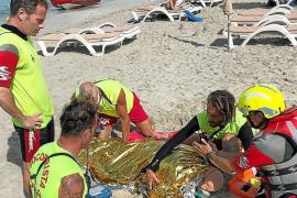 Los socorristas de Formentera se ponen a prueba
