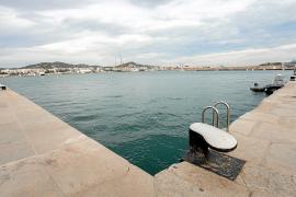 La marina de los megayates de Ibiza debe cuatro millones a la Autoritat Portuària