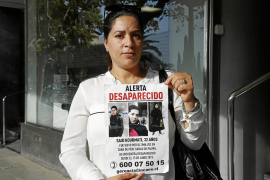 La hermana del joven marroquí desaparecido