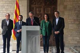 Torra urge a Sánchez a fijar fecha y hora para dialogar