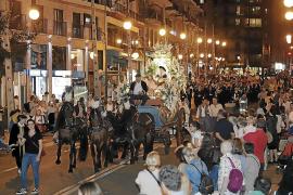 Desfile de la Beateta en Palma