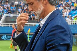 Pablo Alfaro: «El resultado no nos gusta, pero es un día para recordar»