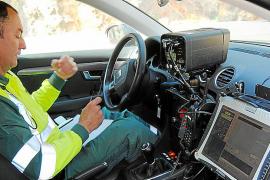 El radar de la carretera Ibiza-Sant Antoni es el que más multas ha puesto este año en Balears