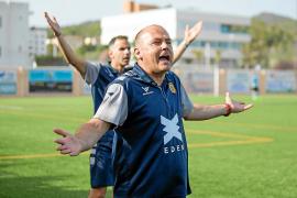 Carlos Marí deja de ser técnico del Portmany y suena Pepe Arabí