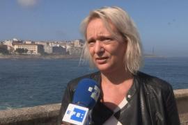 Carolina Bescansa, candidata de Más País por A Coruña
