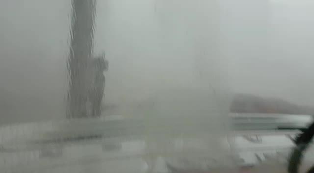 Un tornado sacude Sant Antoni