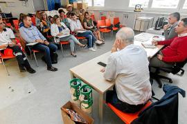 El Govern traslada a los primeros pacientes en avión ambulancia hasta Mallorca