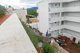 Sant Antoni afronta una compleja recuperación por un 'cap de fibló' que deja daños millonarios