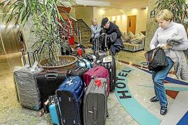 Las pernoctaciones en los hoteles de las Pitiusas bajan un 4,9% en septiembre