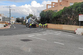 Sant Josep invierte 496.000 euros en reformar la calle Camelias
