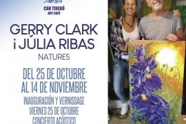 Gerry Clark y Júlia Ribas se unen seis años después para defender el medio ambiente