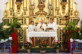 El día grande de Sant Rafel, en imágenes (Fotos: Arguiñe Escandón).