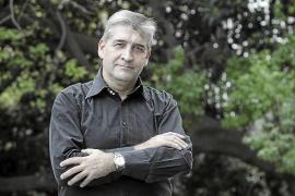 El escritor Miquel Àngel Vidal
