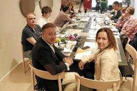 Presentación de la campaña electoral de Ciudadanos en Palma