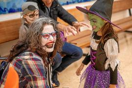 Halloween colorea el centro de Can Misses