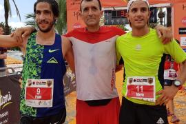 Heras destroza el crono en la Ibiza Trail Maratón
