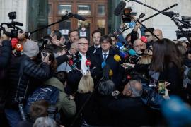 Aplazada al 16 de diciembre la audiencia sobre la euroorden de Puigdemont