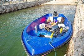 Interceptados en Formentera media docena de inmigrantes llegados en una nueva patera