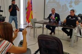 La Policía Local de Sant Josep ha atendido 7.768 servicios en lo que va de año