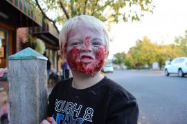 Halloween: Consejos para compartir fotos de tus hijos