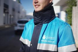 Inicio del horario de invierno de los aparcamientos regulados de Formentera