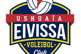 El Ushuaïa Ibiza Vóley luce nuevo escudo