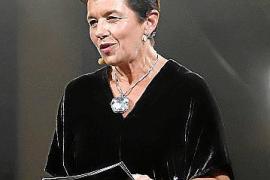 Carmen Serra en los Siurells de Plata