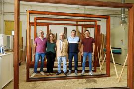 JPP Fusteria: carpinteros desde 1968 en Es Castell