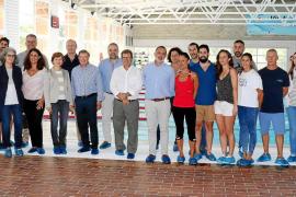 Innovación para el agua de la piscina del campus de la UIB
