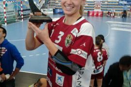 Ana Ferrer, MVP en la victoria del BM Alcobendas en cuartos de final