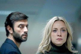 Javier Rey y Ángela Cremonte son la pareja protagonista de la serie 'Mentiras'