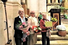 Despedida de las hermanas de la Caridad en Llucmajor