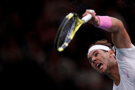 Rafa Nadal ATP 1000 - Paris Masters