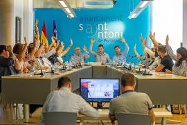 El pleno de Sant Antoni solicita que se declare al municipio zona de emergencia