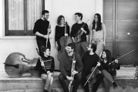 Música romántica y clásica mañana en Sant Josep con el grupo Biel Ensemble