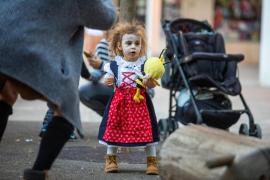 Tots Sants y la fiesta de Halloween son cosas de niños