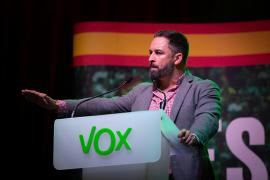 Abascal quiere erigir a Vox como «alternativa política patriótica mayoritaria»