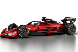Fórmula 1: Prototipo para 2021